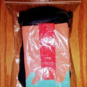 Pink Dolphin x Puma Collaboration Limited Ed Socks